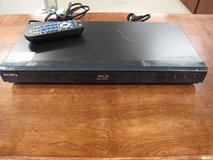 Sony Blu-Ray Player in Camp Lejeune, North Carolina