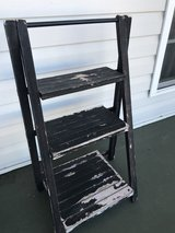 Fold-up ladder/plant stand in Warner Robins, Georgia