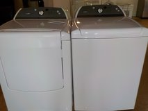 WHIRLPOOL CABRIO TOP-LOAD WASHER & DRYER in Lumberton, North Carolina