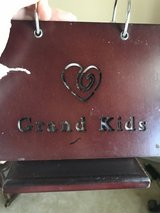 """Grand Kids"" photo holder in Warner Robins, Georgia"