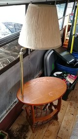 side table in Fort Campbell, Kentucky