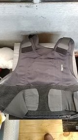 armour vest in Fort Campbell, Kentucky