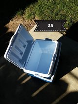 Ice chest in Travis AFB, California