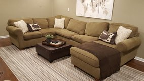 Sectional sofa with sleeper - Elburn in Elgin, Illinois