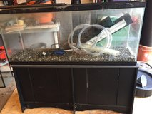 50 Gallon tank with stand in Kingwood, Texas