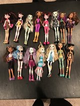Monster High Dolls in Naperville, Illinois
