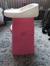 Little Tikes Doll High Chair in Yucca Valley, California