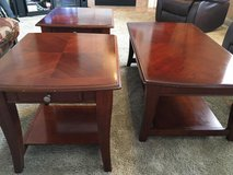 Coffee Table with two end tables in Joliet, Illinois