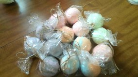 Mermaid Maiden's Bath  Bomb Fizzes with Fresh Water Pearls in Fort Leonard Wood, Missouri