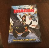 How To Train Your Dragon DVD in Oswego, Illinois