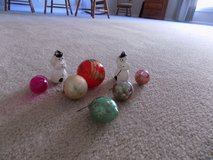 ANTIQUE CHRISTMAS ORNAMENTS in Fort Campbell, Kentucky