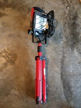 Sear's Halogen Light with Stand, Good Working Condition in Fort Leonard Wood, Missouri