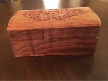Small Wooden Box in Oswego, Illinois