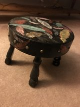 small wood stool in Joliet, Illinois