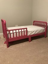 Toddler Bed- Girl in Joliet, Illinois