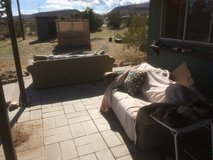 Couch and Love Seat in Yucca Valley, California