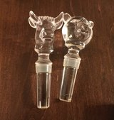 Bull & Bear Bottle Stoppers in Oswego, Illinois