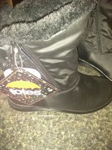 Totes brand waterproof women's boots in Lawton, Oklahoma
