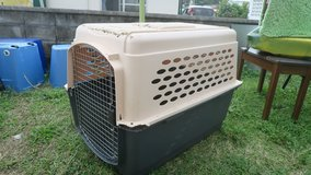 XL petmate airline approved kennel in Okinawa, Japan