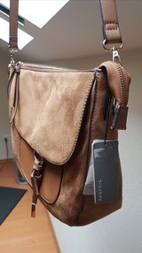 Parfois Camel purse in Ramstein, Germany