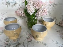 4 vintage soup bowls from France shabby chic in Ramstein, Germany