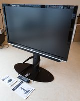 """JVC 47"""" TV  LT 47X788 with auto rotating TV stand (Can Deliver) in Okinawa, Japan"""