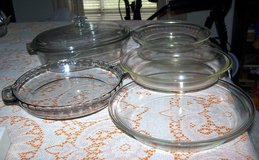 PYREX AND FIRE KING GLASS DISHES in Fort Benning, Georgia