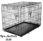WIRE DOG CRATE in Fort Benning, Georgia