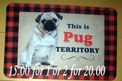 PUG RUG WALL HANGINGS in Fort Benning, Georgia