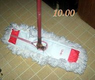 HUGE DUST MOP in Fort Benning, Georgia