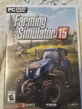 Farming Simulator 15 in Fort Campbell, Kentucky