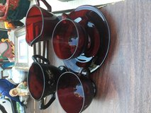 Ruby Red Depression Glass in Fort Rucker, Alabama