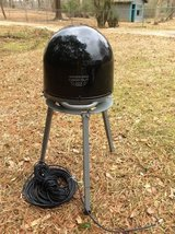 Winegard Satellite TV Antenna with Power Converter and Tripod Mount in New Orleans, Louisiana