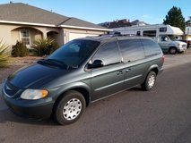 Chrysler Town and Country in Alamogordo, New Mexico