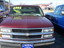 SUPER CLEAN CHEVY C1500 EXTENDED CAB AUTO LOW MILES~REDUCED~ in Camp Lejeune, North Carolina