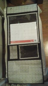 Office/Kitchen Calendar Hanging Wall Organizer-NEW!!! in Westmont, Illinois