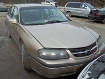 2004 CHEVY IMPALA in Camp Lejeune, North Carolina