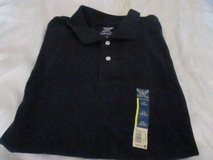 MANS NEW LG NAVY BLUE SHIRT in Cleveland, Texas