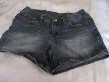 SZ. 4 WOMENS JEAN SHORTS in Cleveland, Texas