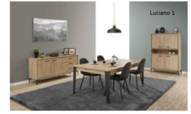 United Furniture - Emil Dining Set #1 with delivery - see  VERY  IMPORTANT  below in Stuttgart, GE