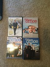 The Office Seasons 1-4 in Fort Campbell, Kentucky