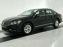 2017 VW Passat S only **9,475 Miles**  Factory Warranty * Clean Car Fax ** in Spangdahlem, Germany