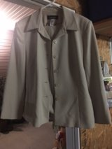 Tan pant suit in Fort Campbell, Kentucky