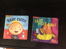 Indestructible books for baby in Fort Leonard Wood, Missouri