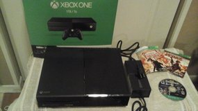 X Box One 1TB/To Games 1TB Console Only in St. Charles, Illinois