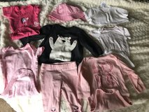 Baby Girl Clothes 3-6 Months in Travis AFB, California
