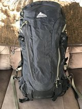 Gregory Tarne 36 hiking pack in Camp Pendleton, California