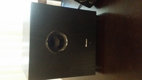 Pioneer SW-8MK2 Home Theater Subwoofer in Camp Pendleton, California