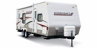 2010 starcraft autumn ridge 235fb excellent condition ready for camping in Las Cruces, New Mexico