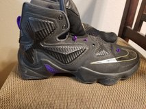 Lebrons Mens size 9.5 in Leesville, Louisiana